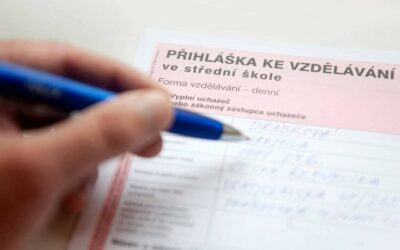 Vyhlášení 3. kola přijímacího řízení pro školní rok 2021/2022