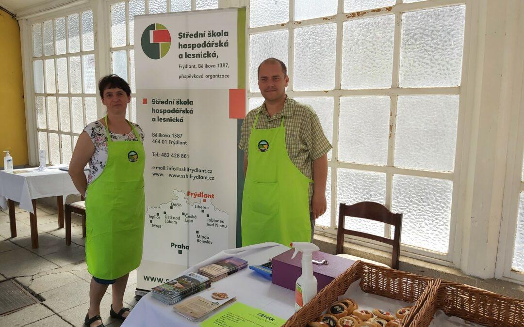 Farmářské trhy v Lázních Libverda