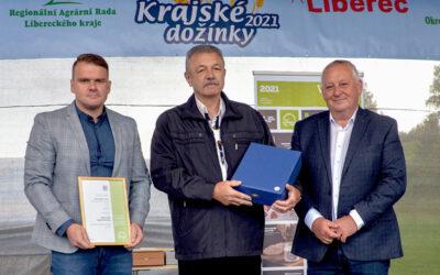 Učňovské vepřové maso získalo ocenění Výrobek roku Libereckého kraje