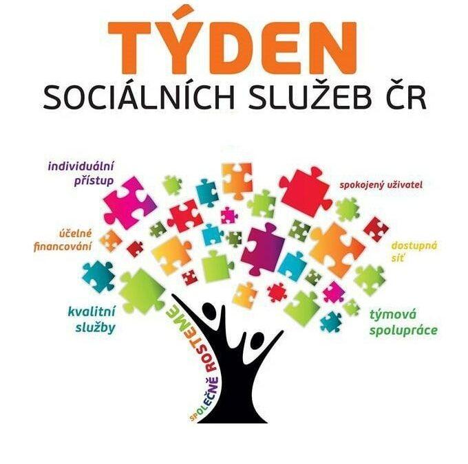 13. Týden sociálních služeb, letos s názvem Bezpečně doletíme do cíle.