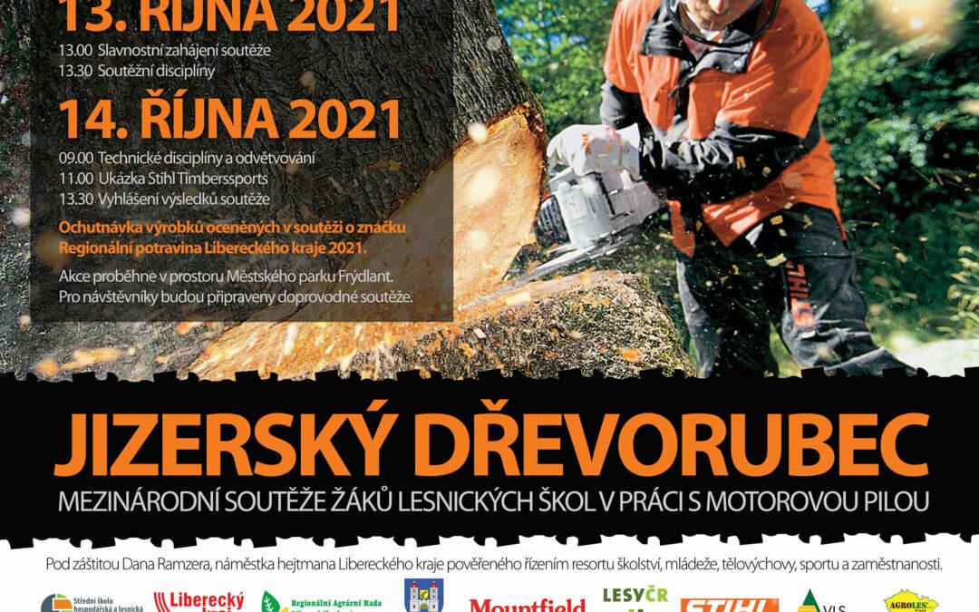 Jizerský dřevorubec 2021